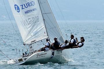 Gentelmen'a Cup: regata del Circolo Vela Gargnano